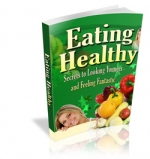 Eating Healthy eBook with Master Resale Rights