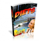 Diets for the Summer eBook with Master Resale Rights