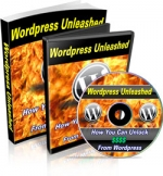 Wordpress Unleashed Video with Resale Rights