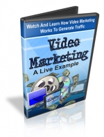Video Marketing - A Live Example Video with Personal Use Rights