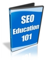 SEO Education 101 Video with Master Resale Rights
