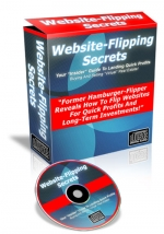 Website-Flipping Secrets Video with Resale Rights