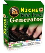 Niche RSS Feed Generator v.2.0 Software with private label rights