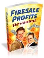 Firesale Profits Revealed eBook with Private Label Rights