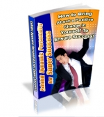 Exhibit Dynamic Personality for Super Success eBook with Private Label Rights
