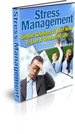 Stress Management V2 eBook with Master Resale Rights