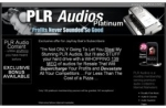 PLR Audios Platinum Video with Personal Use Rights
