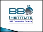 BBO Teleseminar Formula eBook with private label rights