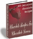 Chocolate Recipes For Chocolate Lovers eBook with Resell Rights