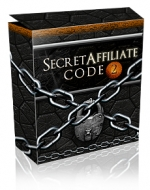 Secret Affiliate Code 2 - Presell Template Template with Personal Use Rights