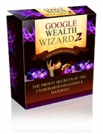 Google Wealth Wizard 2 - Presell Template Template with Personal Use Rights