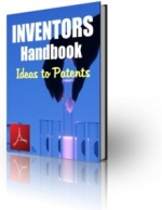 Inventors Handbook eBook with Private Label Rights