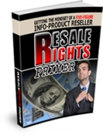 Resale Rights Primer eBook with Master Resale Rights