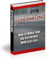 Hypermiling eBook with Private Label Rights