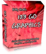 123 Go Graphics Graphic with Master Resale Rights