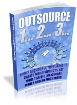 Outsource 1… 2… 3… eBook with Master Resale Rights