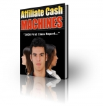 Affiliate Cash Machines eBook with Private Label Rights