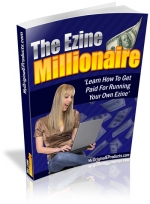 The Ezine Millionaire eBook with private label rights
