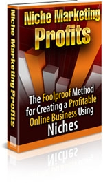 Niche Marketing Profits eBook with Private Label Rights