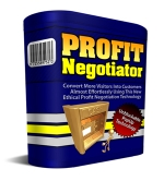 Profit Negotiator Software with Private Label Rights