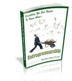 Entrepreneurship eBook with Private Label Rights