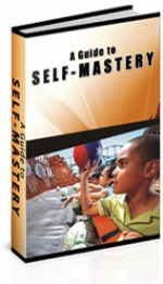 A Guide To Self-Mastery eBook with Private Label Rights