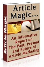Article Magic eBook with Private Label Rights