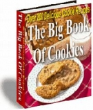 The Big Book Of Cookies eBook with Resell Rights