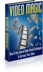 Video Magic eBook with Master Resale Rights