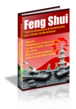 Feng Shui eBook with private label rights