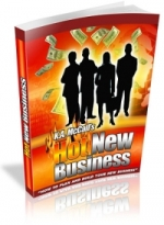 Hot New Business eBook with Master Resale Rights
