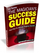 The Magician's Success Guide eBook with Master Resale Rights