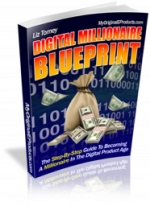 Digital Millionaire Blueprint eBook with Master Resale Rights