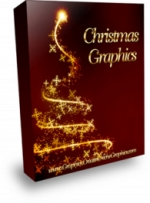 Christmas Graphics Graphic with Master Resale Rights