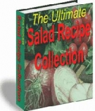 The Ultimate Salad Recipe Collection eBook with Resell Rights