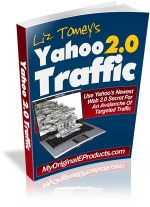Yahoo 2.0 Traffic eBook with Master Resale Rights