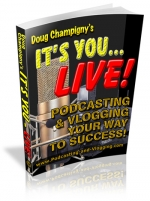 It's You...Live! eBook with Master Resale Rights