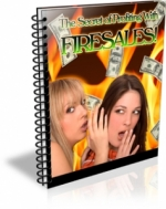 The Secret of Profiting With Firesales! eBook with Private Label Rights