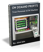 On Demand Profits eBook with Master Resale Rights