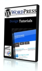 WordPress Design Tutorials Video with Master Resale Rights