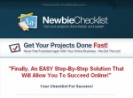 Newbie Checklist eBook with Resale Rights