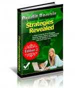 Credit Repair Strategies Revealed eBook with Private Label Rights