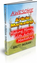 Awesome Article Marketing eBook with Private Label Rights