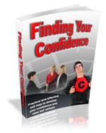 Finding Your Confidence eBook with Master Resale Rights
