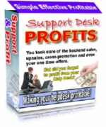 Support Desk Profits Software with Private Label Rights