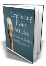 Exploiting Ezine Articles eBook with Master Resale Rights