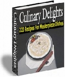Culinary Delights eBook with Resell Rights