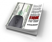 The A-Z Domain Flipper's Guide To $100K Per Year Gold Article with Master Resale Rights