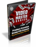 Product Creation Using PLR Content Video with Personal Use Rights