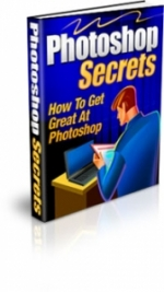 Photoshop Secrets eBook with Private Label Rights